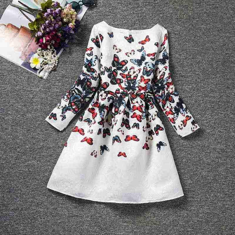33d6dfde80e3f Detail Feedback Questions about Girls Dress Children Clothing Rose ...