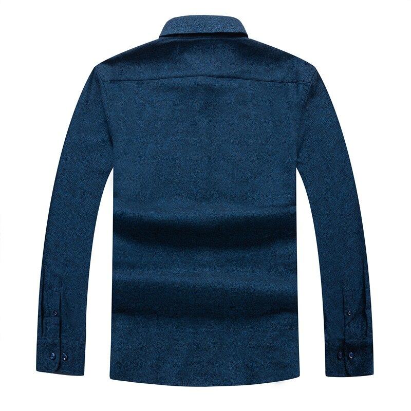 À Occasionnelles Patch Poche Chemise Manches 6xl Bleu Solide Printemps De 10xl 5xl Bouton Poitrine Automne rouge Chemises Unique Coton Souffle Hommes 8xl Longues col wv1xYzqO4