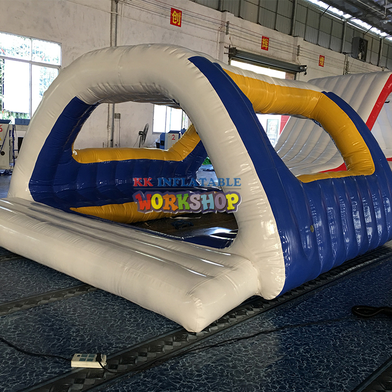 Water Park Items Inflatable Monkey Bars Sea Sport Inflatable Track Shade Equipment