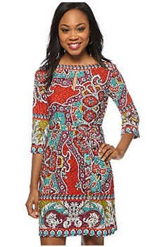 Dresses Seconds Kill Special Offer Freeshipping Silk Cotton Vestido Women Dress 2016 Series Spring Print Knitted