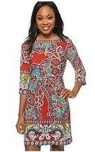 Платья для женщин seconds Kill Специальное предложение Бесплатная доставка шелк хлопок Vestido женское платье серии 2016 весна печати трикотажное платье