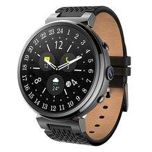 Ограниченное предложение Новинка 2017 года Смарт-часы 2mp Камера носимых Для мужчин 2 ГБ/16 ГБ MTK6580 Android 5.1 Bluetooth GPS Wi-Fi 3G SmartWatch телефон для Android и IOS