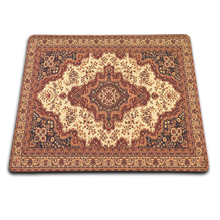 Persian carpet Customized Rectangle Non-Slip Rubber 3D printing gaming rubber durable notebook mouse pad