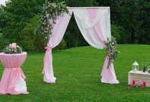 Laeacco Park Curtain Flowers Grass Photocall Wedding Photography Background Customized Photographic Backdrop For Photo Studio p9 2m 4m pc mode controller led video curtain for wedding backdrop customized fireproof light curtain dj stage background