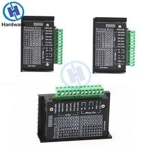 3Pcs 42/57/86 TB6600 Stepper Motor Driver 32 Segments Upgraded Version 4.0A 42VDC for CNC Router