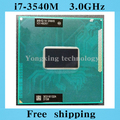 Core i7 3540M 3.0GHz 4M  Dual Core SR0X6 3540 Notebook processors Laptop CPU PGA 988 pin Socket G2