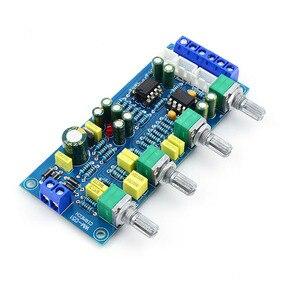 Image 5 - CIRMECH 2019 NE5532 OP AMP HIFI Amplificatore Preamplificatore Scheda di Controllo di Tono del Volume EQ kit Elettronico