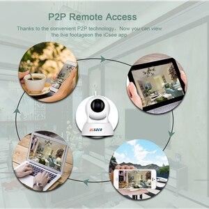 Image 3 - Умная ip камера BESDER Home для безопасности, Wi Fi, 1080P, P2P, двусторонняя аудиосвязь, Радионяня, датчик движения, наклонная мини камера видеонаблюдения, IP