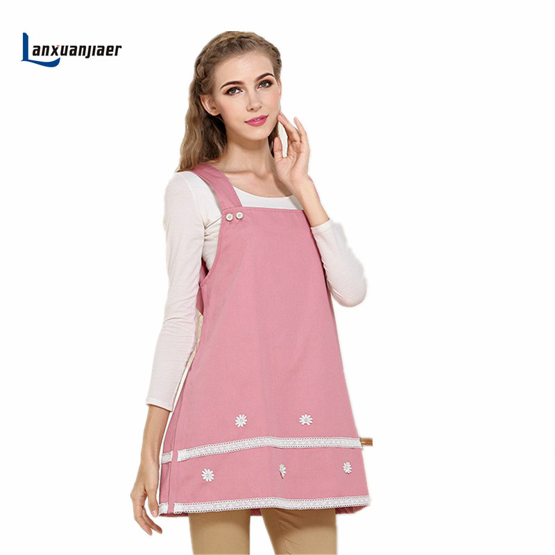 Lanxuanjiaer Pregnancy Protection Radiation Shielding Tank/Dress, Anti-Radiation Maternity,best gift  4 color free shipping silver fiber women clearance inventory radiation proof vest tops easing anti radiation maternity dresses rfid block apparel