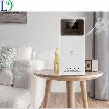 Умный мелкомасштабный ароматический масляный диффузор ароматная машина для 80м2 ароматическая Диффузия система ароматический Ароматизатор воздуха ионизатор