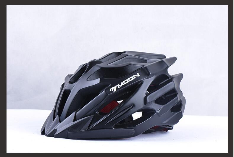 Promend велосипедный шлем mtb и дорожный Сверхлегкий 220 г защитные велосипедные шлемы горный велосипед шлем для мужчин 57 62 см - 2