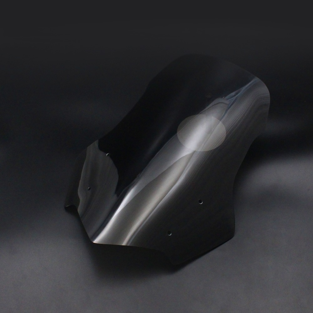 Motorcycle Parts Motorcycle Windshield WindScreen Viser VIsor Front Glass for <font><b>HONDA</b></font> <font><b>CB500X</b></font> CB500 X 2014 2015 2016 2017 <font><b>2018</b></font> image