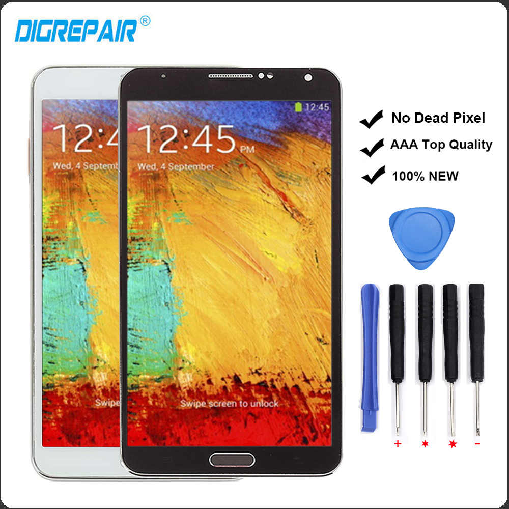 Detail Feedback Questions about For Samsung Galaxy Note 3 LCD N9005