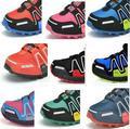 Nuevos Niños Zapatos Deportivos de niños y niñas zapatos antideslizantes zapatillas cómodas niño corriendo zapatos Tamaño 25-37 zapatos que caminan ocasionales zapatos