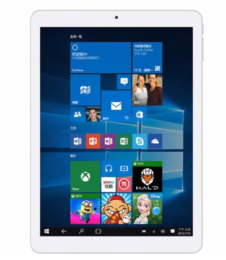 D'origine Teclast X98 Plus II 9.7 IPS Retina 2048*1536 Dual Boot Quad Core Tablet Windows 10 Home + Android 5.1 Double OS 4 GB 64 GB