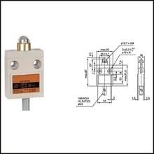 цена на Switch travel limit switch 15A   Electrical Safety Key Interlock switch  Compact Prewired  switch  CZ-3102