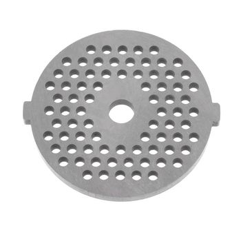 3mm hole Meat Grinder Plate Net Knife Meat Grinder Parts stainless Steel Meat Hole Plate free shipping 22 round knife blade meat grinder meat grinder accessories stainless steel meat grinder part fit beko