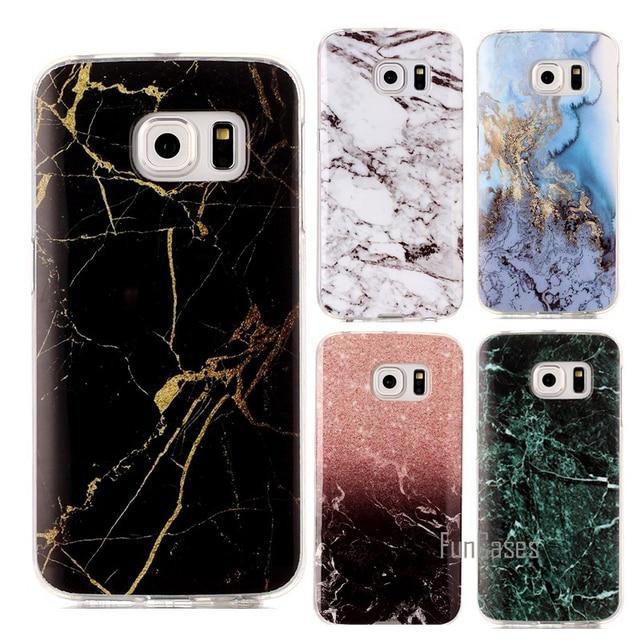 61cf8297da0 Funda de silicona para Samsung Galaxy S6 borde S6edge S 6 teléfono casos  Shell Protector tapa