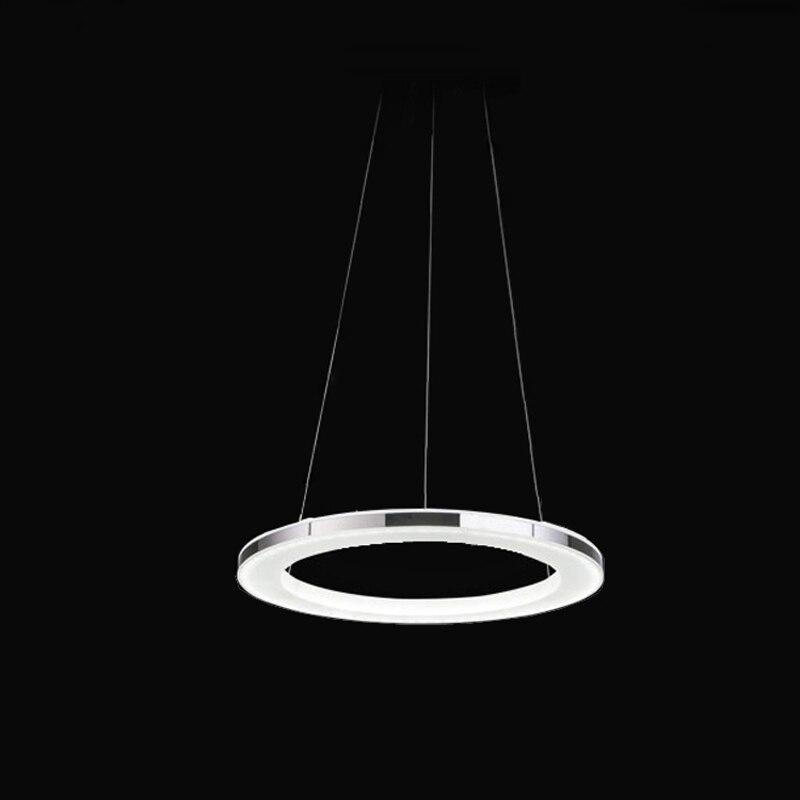 Free shipping Modern Led Pendant Lamp Led Pendant Light Diameter 30 CM 90 265V Suspension lamp for Dinning Room