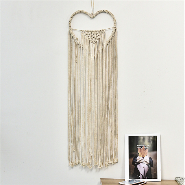 Retro Cotton Hanging Kids Room Macrame