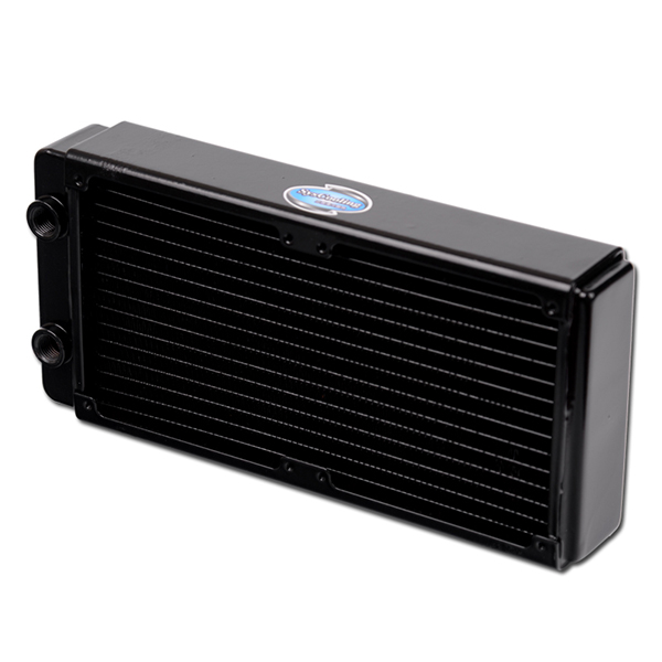 Syscooling PD240 copper watercooling radiator for computer