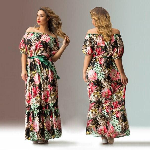 Plus Size Long Cotton Dresses – fashion dresses