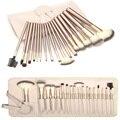 18 Unids compone cepillos kit de herramientas de maquillaje Profesional Cosméticos cepillos Fundación Pincel de Maquillaje set kit pincéis maquiagem