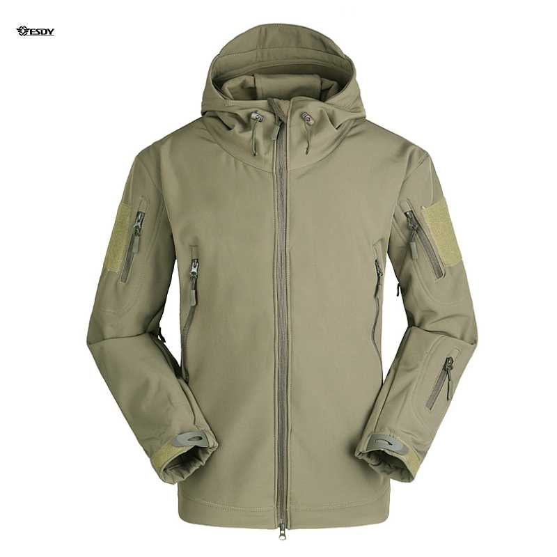 Lurker <b>Shark</b> V4 Soft Shell Military Tactical <b>Jacket</b> Pythons grain ...