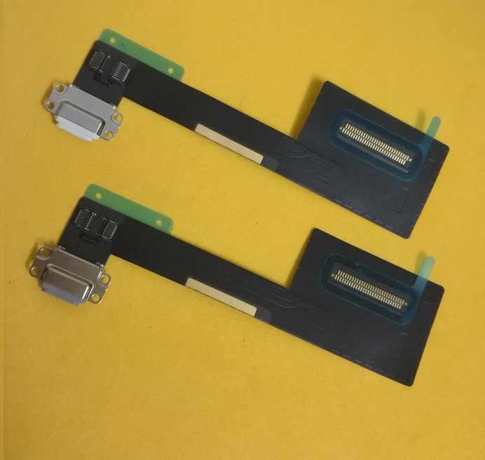 10 шт. USB док станция для порта зарядки зарядная Зарядка гибкий кабель iPad Pro 9 7 дюйма