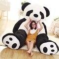 C-lazo Lindo panda almohada panda de peluche de juguete muñeca, abrazo de oso muñeca de trapo muñeca regalos de cumpleaños de la reina, regalos de navidad 90 cm/160 cm/260 cm
