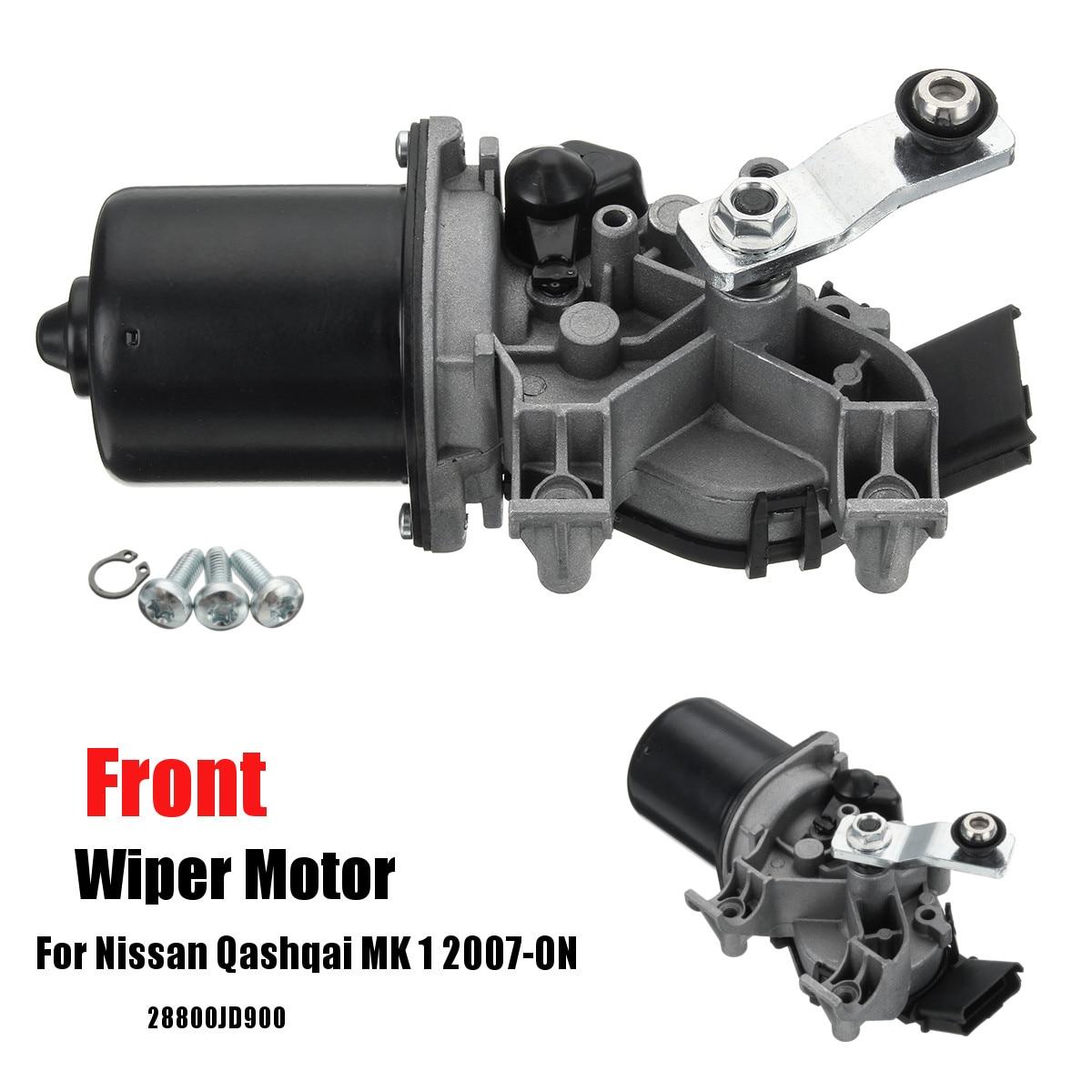 Car Front Windscreen Windshield Wiper Motor 28800JD900 for Nissan Qashqai MK 1 2007-ON car windscreen front
