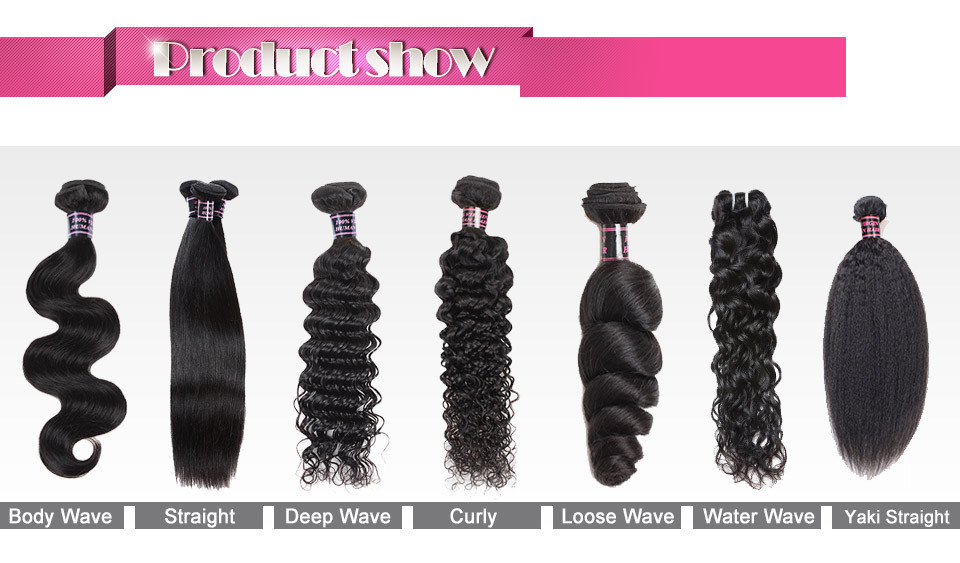 _02  Ishow Hair Ear To Ear Lace Frontal Closure With Bundles Brazilian Straight Human Hair three Bundles With Closure Non Remy four Pcs/lot HTB11eOHdFGWBuNjy0Fbq6z4sXXaz
