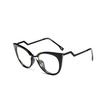 Le donne All'ingrosso Montature per occhiali Vocazione Accessori Della Signora Occhiali Individualità di Lettura Occhiali Da Vista Telaio 97320FD