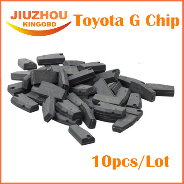 10pcs Lot New For Toyota G Chip Car Transponder Chip For New Camry