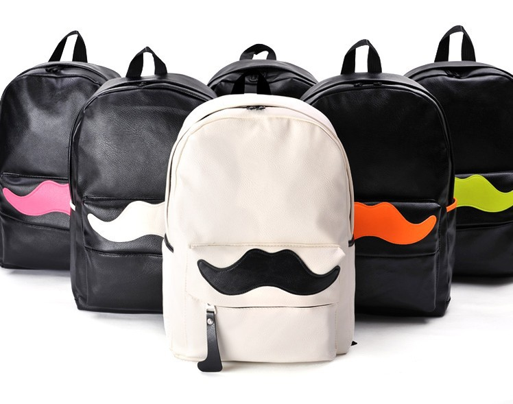 Online Shop boys leather children backpacks school bags cartoon ...