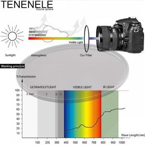 Image 3 - Универсальные стеклянные фильтры для фотокамеры 67 72 77 82 мм нейтральной плотности ND 1000 для Nikon Sony Fuji Canon eos