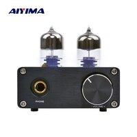 AIYIMA Portable Headphones Amplifier Audio Board 6J9 Tube Amp USB Decoding Preamplifier Earphone Amplificador De Auriculares