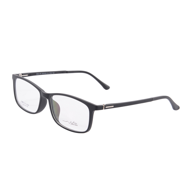 black full rim frame eyewear brand optical designer prescription ...