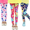 Baby Kids Childrens printing Flower Toddler Classic Leggings girls pants Girls legging baby girl leggings
