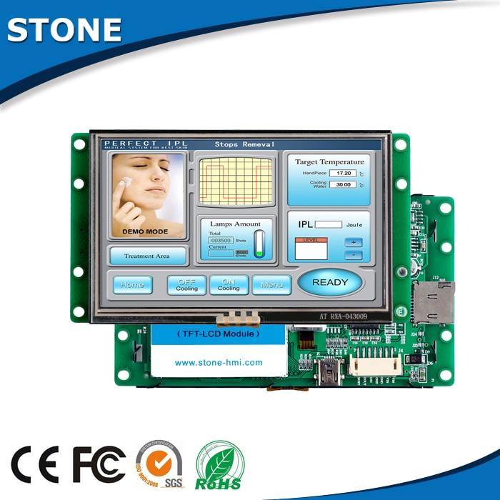STONE TFT LCD Dispaly STVA043WT-01 4.3