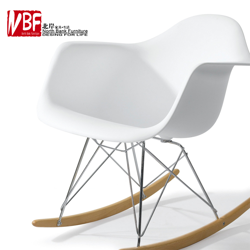 North Shore Plastic Steel Wood Furniture Minimalist Modern Rocking Chair  Recliner Chair Happy Mother Baby P14 On Aliexpress.com | Alibaba Group