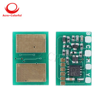 6K 44318657 Toner Chip compatible for OKI C711 laser printer cartridge White chip цена в Москве и Питере