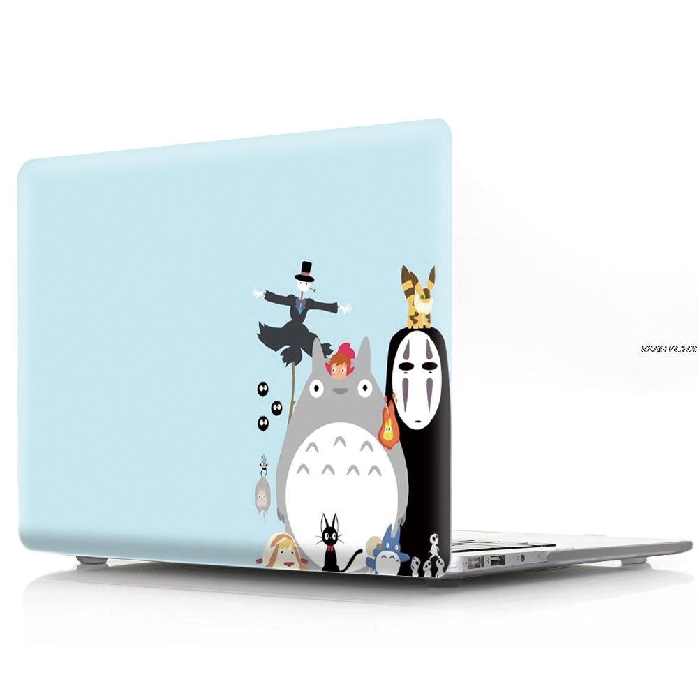 Animal Retina Shell Case for MacBook 42