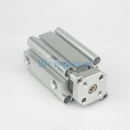 Built-in Magnet Bore 32mm Stroke 35mm Double Acting Guide Rod CDQMB32-35 Compact Cylinder SMC Type tcl25x40s tri rod cylinder bore 25mm stroke 40mm linear bearing with magnet tcl25 40s double acting airtac type