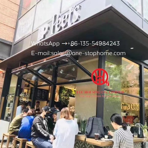Aluminum Bi Fold Window,refectory/restaurant Window,bi Folding Window,powder Coating Surface Tempered Glass Aluminum Alloy Sheet