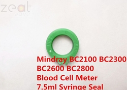 VOOR Mindray BC2100 BC2300 BC2600 BC2800 Bloed Cell Meter 7.5 ml Spuit Seal