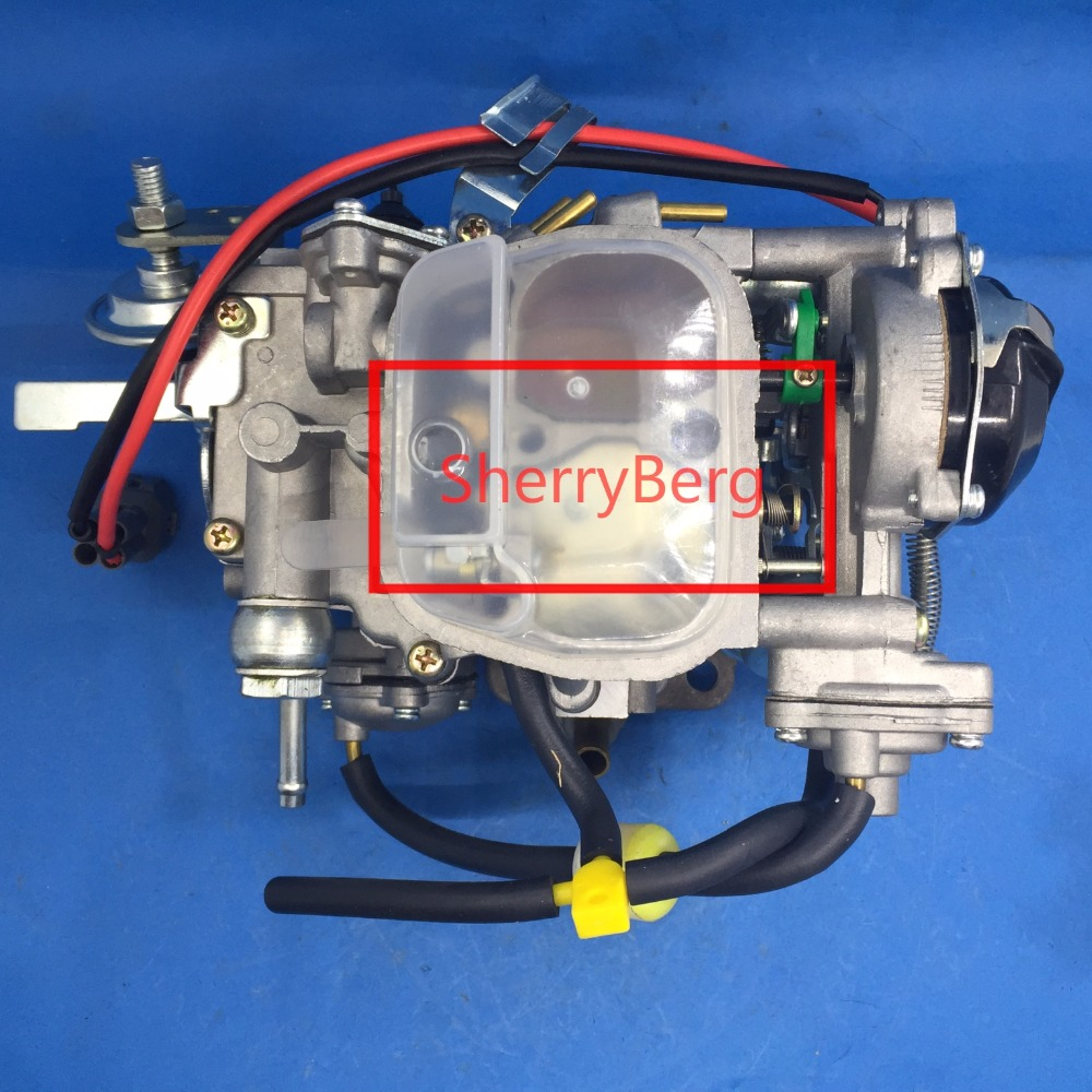 Carb Replace Carburetor Fit 22r Toyota Engine 1981 1995 Pickup 1981 1988 Hilux 21100 35463