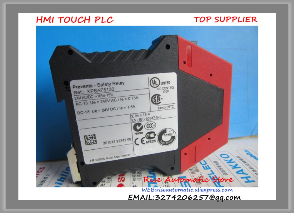 New original Telemecanique safety relay XPSAF5130 1 year warranty XPA-AF XPSAF5130 in box new original telemecanique safety relay xpsaf5130 1 year warranty xpa af xpsaf5130 in box