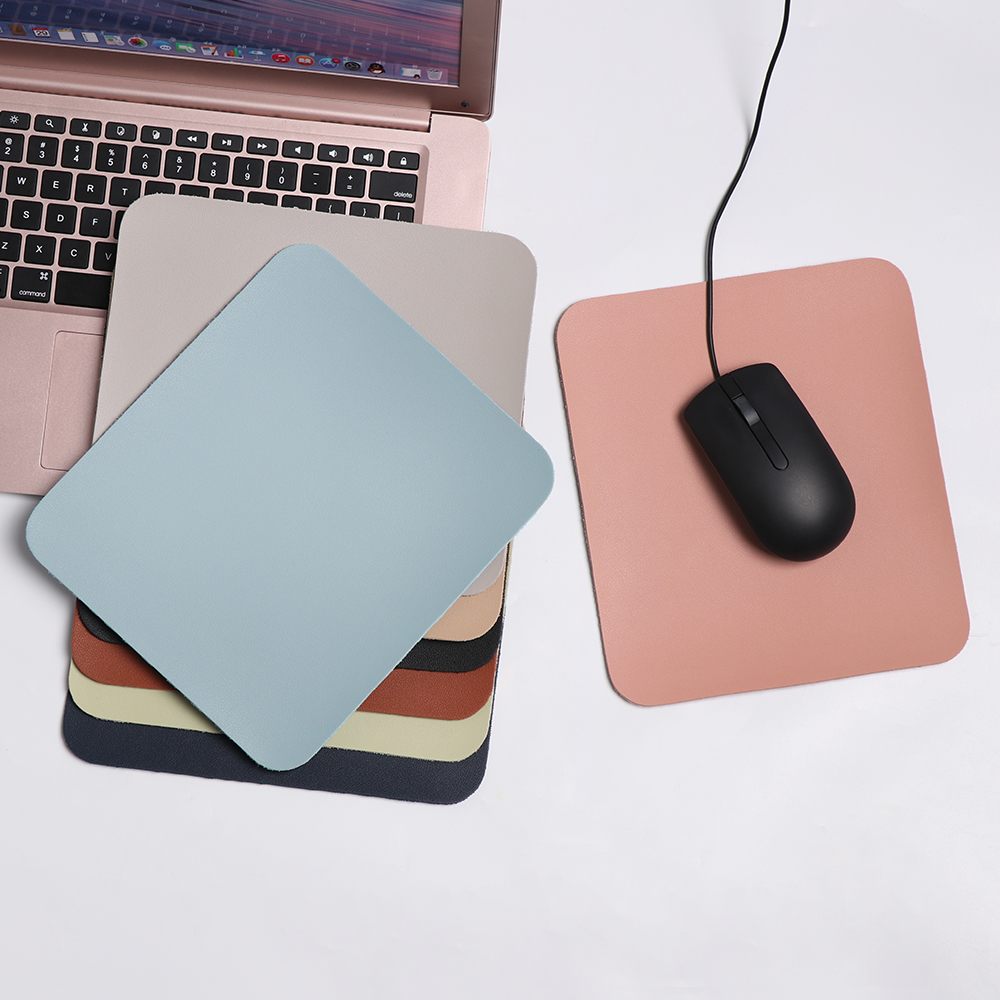 Anti-slip Mice Mat Double-sided Mouse Pad Desk Cushion For Laptop PC MacBook