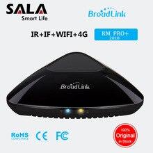 Broadlink RM PRO + RM33 умный пульт дистанционного управления Умный дом автоматизации концентратор контроллер WiFi + IR + RF переключатель для IOS Android телефона